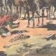 DÉTAILS 06 | Guerre italo-éthiopienne - Siège d'Adigrat - Ethiopie - 1895