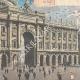 DÉTAILS 05 | Rome - Galleria Colonna - Piazza Colonna - Colonne de Marc-Aurèle - Italie - 1895
