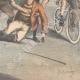DÉTAILS 06 | Un cycliste grièvement blessé sur la piste Trotter de Milan (Italie)