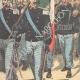 DÉTAILS 02 | Uniforme Militaire - Nouveaux uniformes de l'armée italienne - 1895