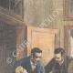 DÉTAILS 01 | Enfant maltraité dans une famille riche de Rome - Italie - 1895