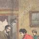 DÉTAILS 03 | Enfant maltraité dans une famille riche de Rome - Italie - 1895