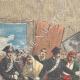 DETAILS 01   Brigandage - Conflict of Aci Castello in Sicily - Italy - 1895