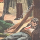 DETAILS 06   Brigandage - Conflict of Aci Castello in Sicily - Italy - 1895