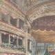 DÉTAILS 01   Banquet en l'honneur de Francesco Crispi au théâtre Argentina de Rome - 1895