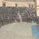 DÉTAILS 02 | Inauguration de la XIXe législature à Montecitorio - Discours du roi - Italie - 1895