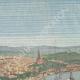 DÉTAILS 02   Revue navale dans le port de Kiel - Inauguration du Canal - Allemagne - 1895