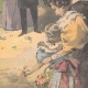 DETAILS 06 | Prince Emanuele Filiberto and Hélène of Orléans - Arrival in Evesham - England