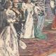 DÉTAILS 02 | Duc et Duchesse d'Aoste à Rome - Acte de mariage au Palais du Quirinal - Rome - 1895