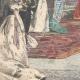 DÉTAILS 05 | Duc et Duchesse d'Aoste à Rome - Acte de mariage au Palais du Quirinal - Rome - 1895