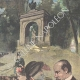DETAILS 05 | Duke and Duchess of Aosta in Villa Borghese - Rome - 1895