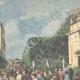 DÉTAILS 02 | Duc et Duchesse d'Aoste - Garden-Party au Palais du Quirinal - Rome - 1895