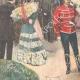 DÉTAILS 04 | Duc et Duchesse d'Aoste - Garden-Party au Palais du Quirinal - Rome - 1895