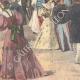 DÉTAILS 05 | Duc et Duchesse d'Aoste - Garden-Party au Palais du Quirinal - Rome - 1895
