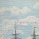 DÉTAILS 01 | Duc de Gênes et Duc d'York visitent l'ancien navire de Nelson à Portsmouth - Angleterre - 1895