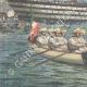 DÉTAILS 05 | Duc de Gênes et Duc d'York visitent l'ancien navire de Nelson à Portsmouth - Angleterre - 1895