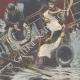 DÉTAILS 06 | Catastrophe maritime à l'Île du Tino - Ligurie - Italie - 1895