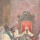 DETAILS 01 | Events in Africa - Menelik II judges the engineer Capucci - Ethiopia - 1895