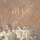 DETAILS 03 | Events in Africa - Menelik II judges the engineer Capucci - Ethiopia - 1895