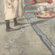 DETAILS 05 | Events in Africa - Menelik II judges the engineer Capucci - Ethiopia - 1895