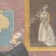 DÉTAILS 03 | Le général Baratieri reçu par le roi au Palais du Quirinal - Rome - Italie - 1895