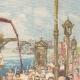 DÉTAILS 03 | Ferragosto - Procession du 15 août à Nettuno - Latium - Italie - 1895