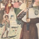 DÉTAILS 04 | Ferragosto - Procession du 15 août à Nettuno - Latium - Italie - 1895