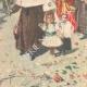 DÉTAILS 05 | Ferragosto - Procession du 15 août à Nettuno - Latium - Italie - 1895