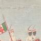 DETAILS 03 | Drawing - Italo-Ethiopian War - General Baratieri on the way to Adigrat - 1895
