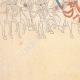 DETAILS 04 | Drawing - Italo-Ethiopian War - General Baratieri on the way to Adigrat - 1895