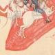 DETAILS 05 | Drawing - Italo-Ethiopian War - General Baratieri on the way to Adigrat - 1895