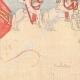 DETAILS 06 | Drawing - Italo-Ethiopian War - General Baratieri on the way to Adigrat - 1895