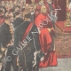 DETAILS 02 | Pope Leo XIII - Reception in the throne room of Vatican - Italy - 1895