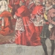 DETAILS 04 | Pope Leo XIII - Reception in the throne room of Vatican - Italy - 1895