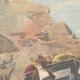 DETAILS 01   Brigandage in Sardinia - Attack of a postal car in Orani - Italy