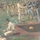 DETAILS 04 | Military exercises - Time of the meal - Italy - XIXth Century