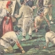 DETAILS 05 | Military exercises - Time of the meal - Italy - XIXth Century