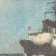 DETAILS 01 | Military exercise of the italian Fleet - Attack of a torpedo boat - Italy - XIXth Century