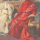 DETAILS 04 | 25th anniversary of the liberation of Rome - Count Ponza gives to the Pope the King's letter - 1895