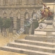 DETAILS 02 | Equestrian Statue of Garibaldi in Milan - Ettore Ximenes, sculptor - Italy