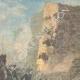 DÉTAILS 05 | Souvenirs de 1870 - Sur la brèche - Porta Pia - Rome - Italie