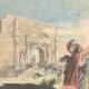 DÉTAILS 01 | 20 Septembre 1870 - Sur la brèche - Porta Pia - Rome - Italie