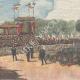 DETAILS 03 | Equestrian Statue of Garibaldi in Janiculum - Emilio Gallori, sculptor - Rome - Italy