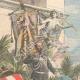 DETAILS 01 | Allegory - Referendum of Rome - Risorgimento - Italian unification - Rome - Italy
