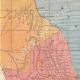DETAILS 01 | Italo-Ethiopian War - Map of the African War - XIXth Century