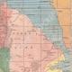 DETAILS 04 | Italo-Ethiopian War - Map of the African War - XIXth Century