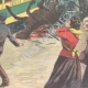 DETAILS 06   Strange accident of the electric tram of Genoa - Italy - 1895