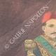DETAILS 01   Portrait of sultan Abdul Hamid II (1842-1918)