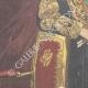 DETAILS 02   Portrait of sultan Abdul Hamid II (1842-1918)