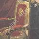 DETAILS 05   Portrait of sultan Abdul Hamid II (1842-1918)